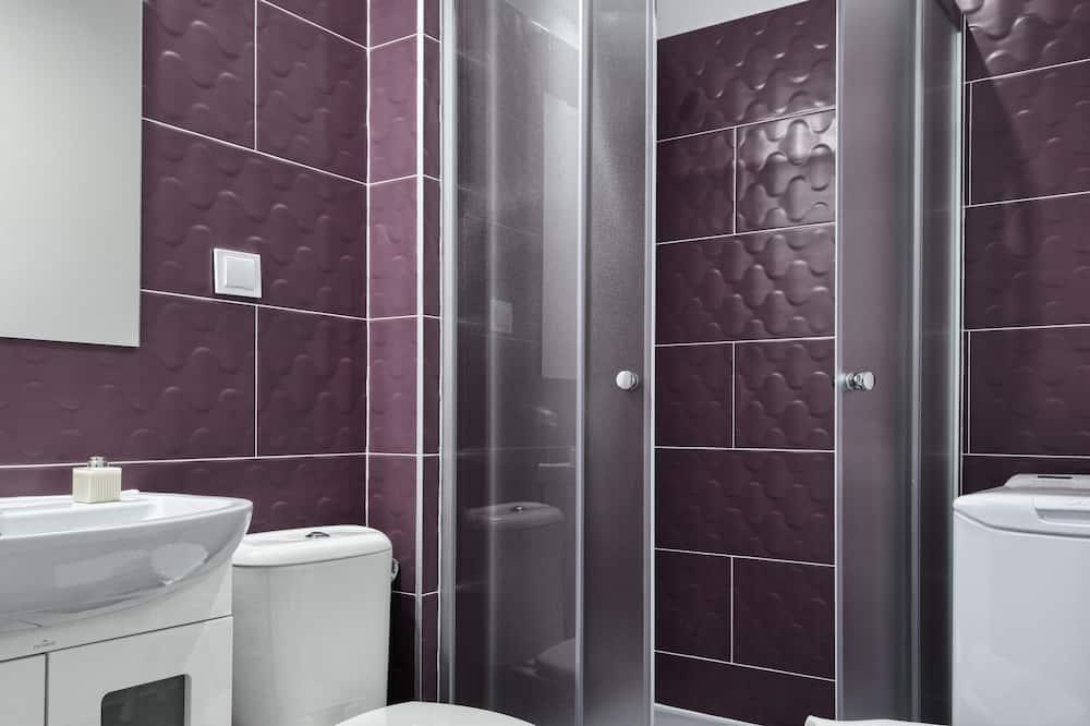 Apartment, 2Schlafzimmer (2 people) - Badezimmer