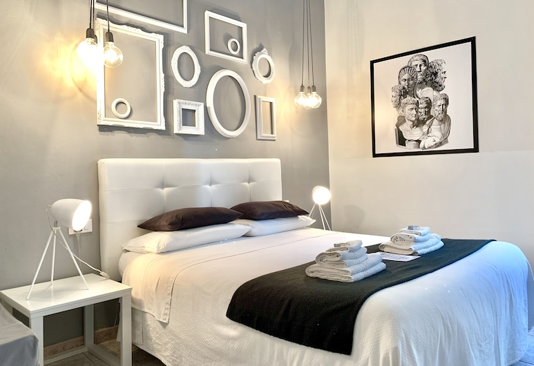 3B Bed & Breakfast Firenze Centro, Firenze, Camera doppia, bagno privato, Camera