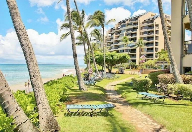 Sands Of Kahana 122 - One Bedroom Condo, Lahaina, Property Grounds