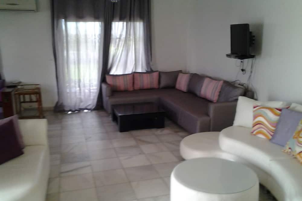 Villa, 3 magamistoaga - Elutuba