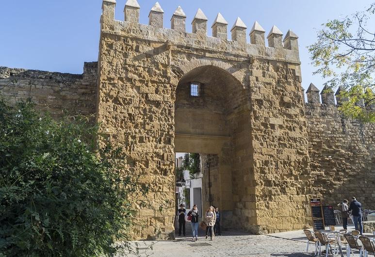 Omeya, Córdoba, View from property