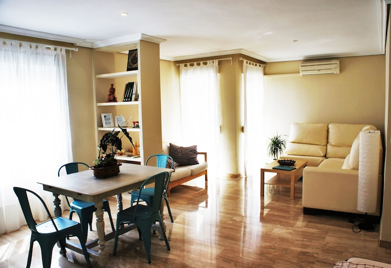 Luz, Córdoba, Appartamento, 4 camere da letto, Area soggiorno