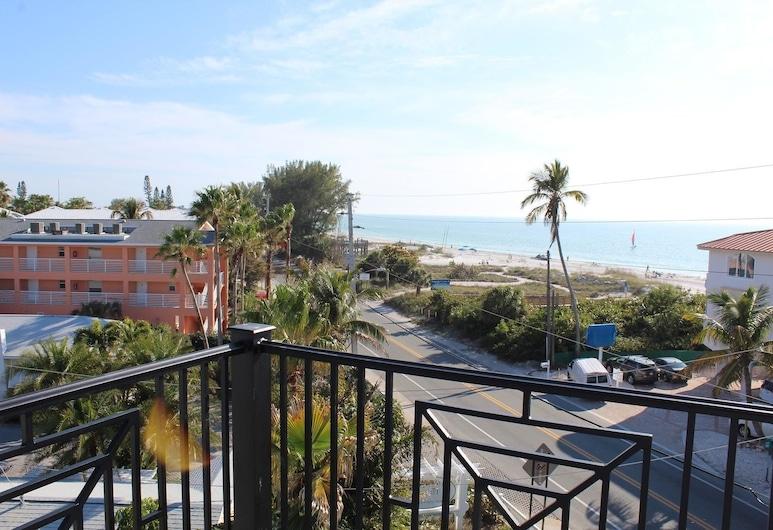 Shore Thing, Bradenton Beach, Balcone