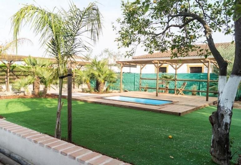 Casa Azahar, Córdoba, Garten