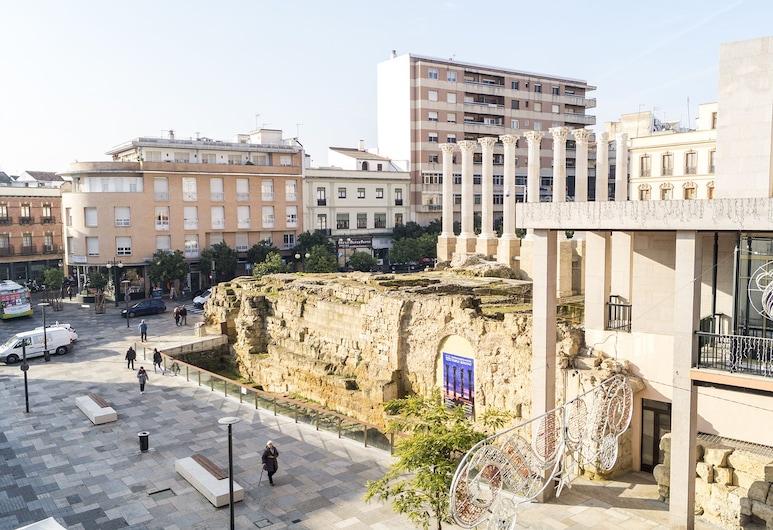 Capitulares, Córdoba, Apartment, 2Schlafzimmer, Ausblick vom Zimmer