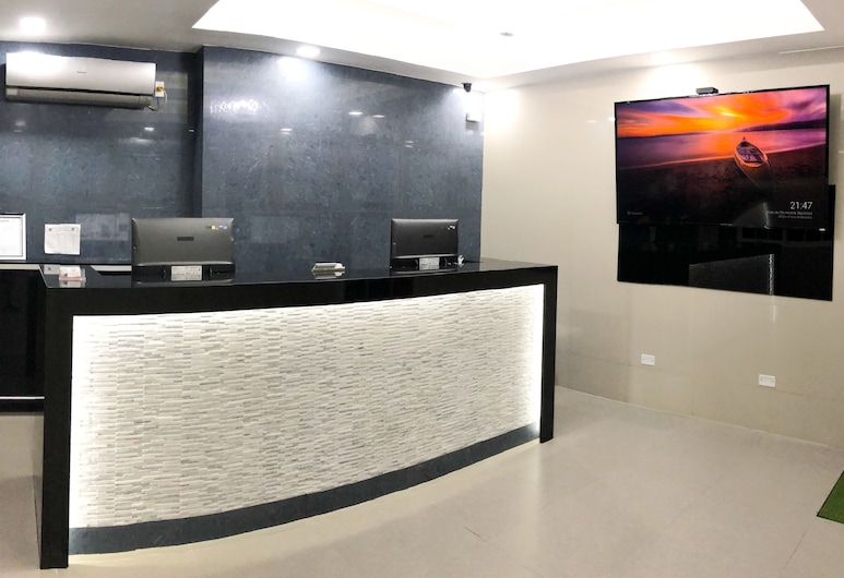 Hotel San Remo, Panama City, Reception