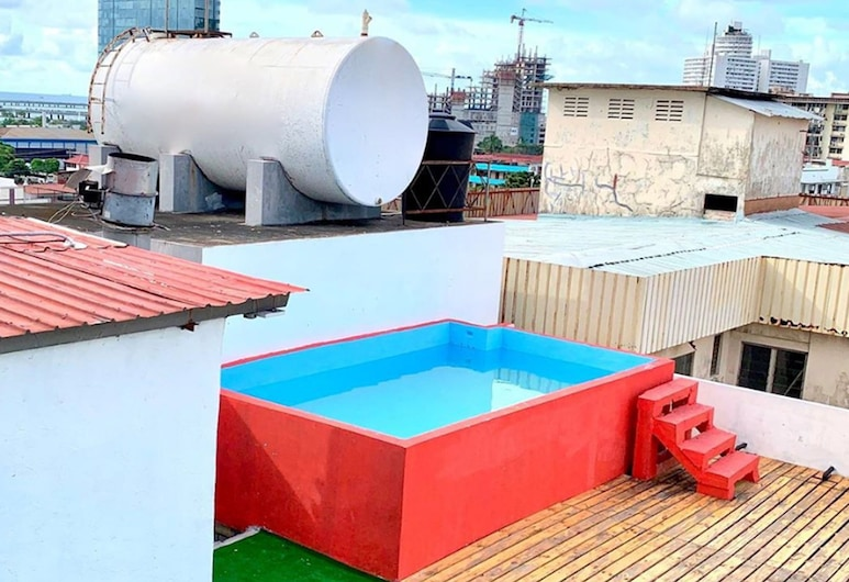 Hotel San Remo, Panama City, Rooftop Pool