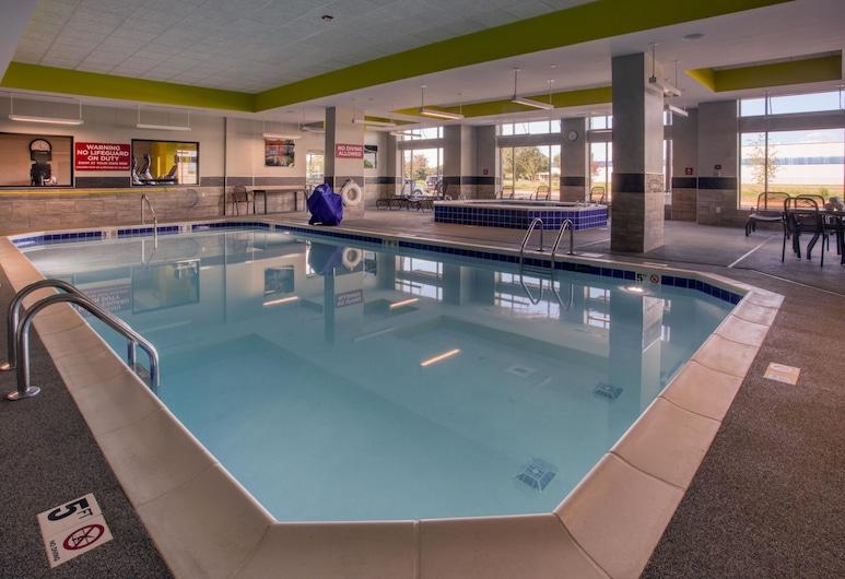 Drury Inn & Suites Columbus Polaris, Columbus, Krytý bazén
