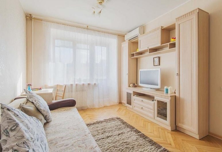 GM Apartment Bryanskaya 12, Moskwa, Apartament typu Comfort, Pokój