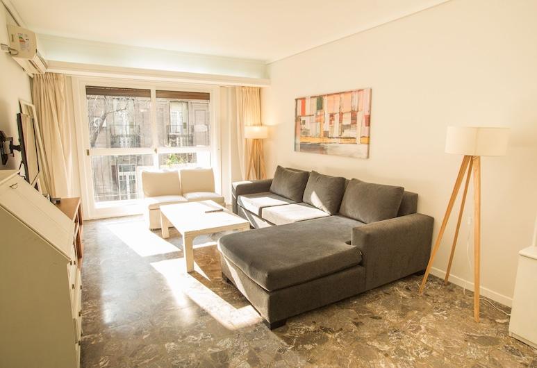 Austria apartment by Be Local Argentina, Buenos Aires, Standard-Apartment, Mehrere Betten, Nichtraucher, Wohnbereich