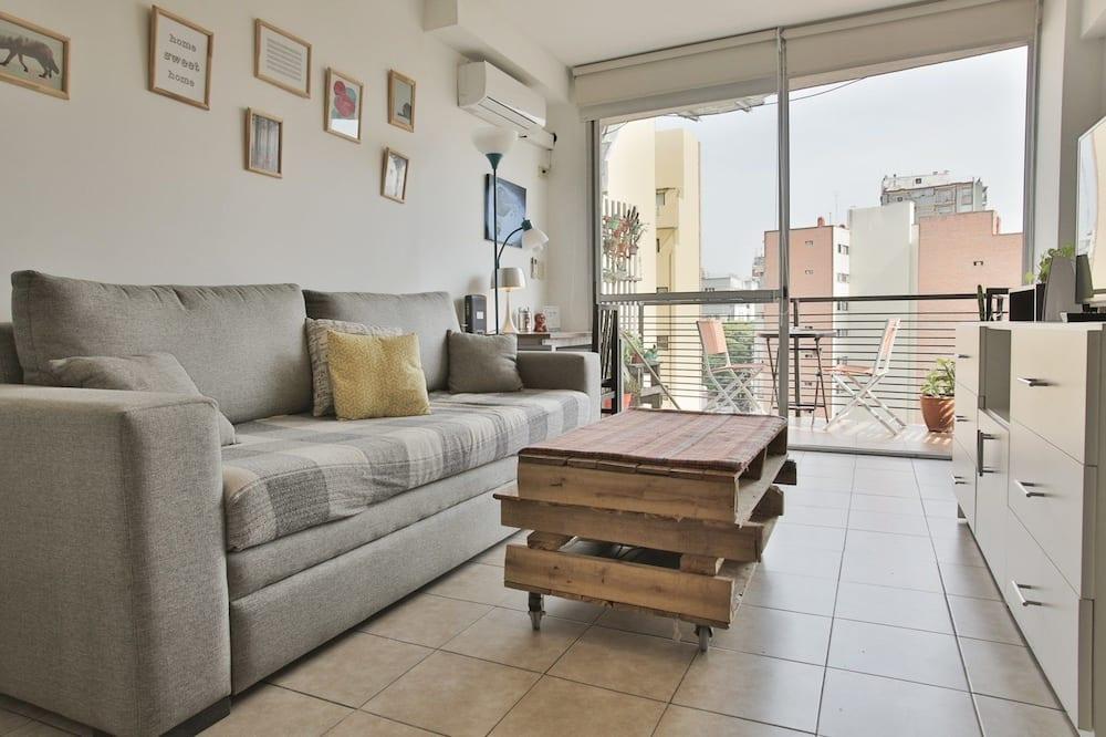 Standarta dzīvokļnumurs - Dzīvojamā zona