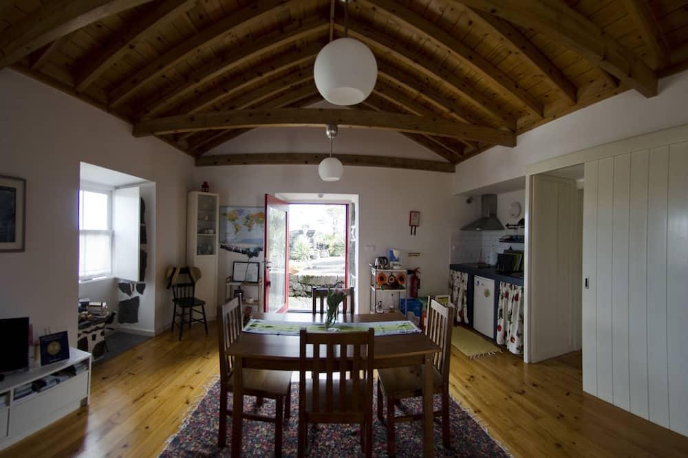 Apartmán, 1 spálňa, terasa (Verdelho) - Obývacie priestory