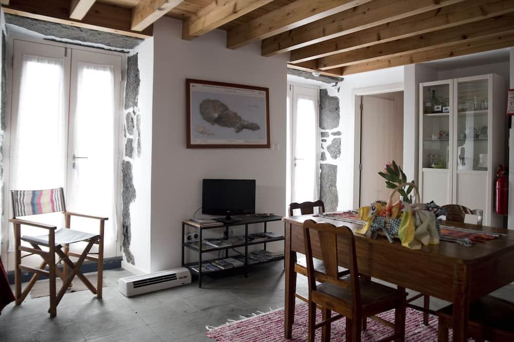 Apartmán, 1 spálňa, terasa (Arinto) - Stravovanie v izbe