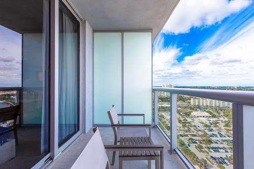 海灘漫步私人海洋奢華公寓式客房飯店/