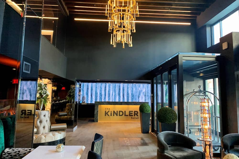 The Kindler Hotel, Lincoln