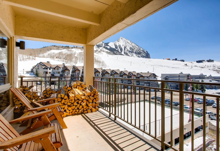 11 Snowmass Road Mt., Unit 432 - 2 Br Condo, Crested Butte, Διαμέρισμα (Condo), 3 Υπνοδωμάτια, Μπαλκόνι
