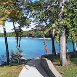 בית, מספר מיטות (PetermannvilleUSA Norris Lake, TN) - שטחי הנכס