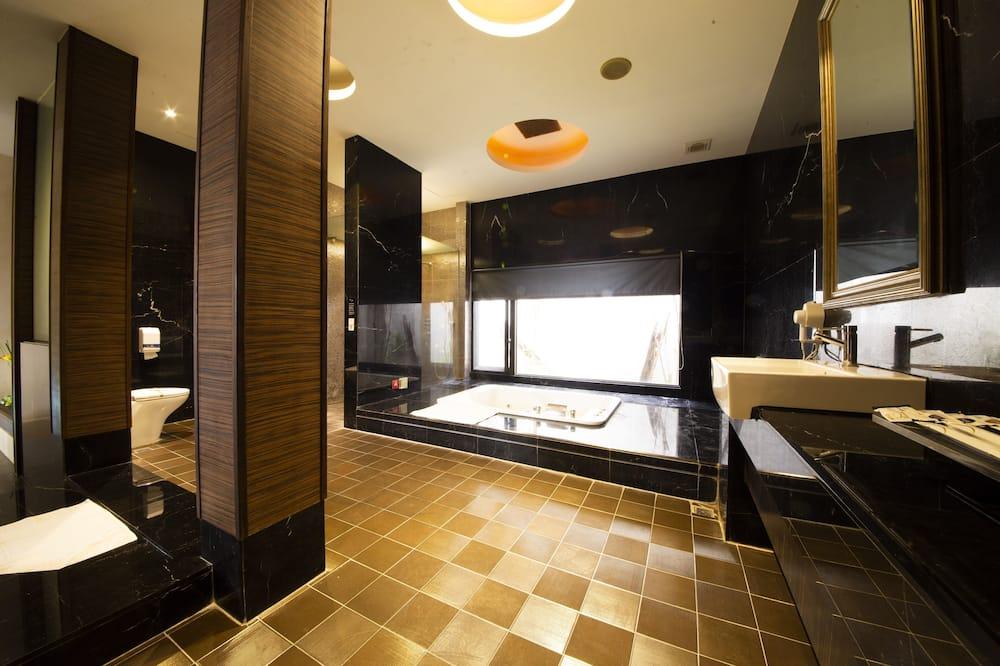 浪漫兩人房(不可續住) - 浴室