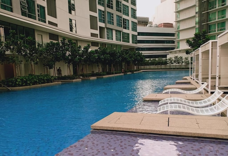 Idaman Robertson Bukit Bintang, Kuala Lumpur, Outdoor Pool