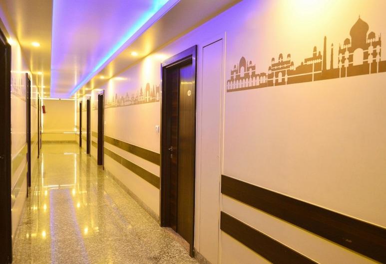 Hotel Neelam Paradise, Jaipur, Saguão