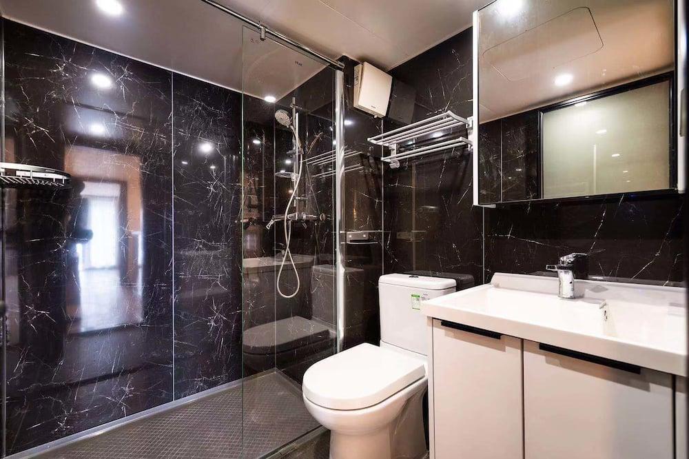 Мансардний номер «Делюкс» - Ванна кімната