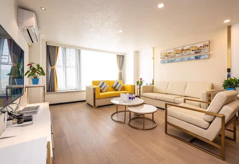 星河時代公寓 (深圳北站店), 深圳市, 輕奢套房, 客房