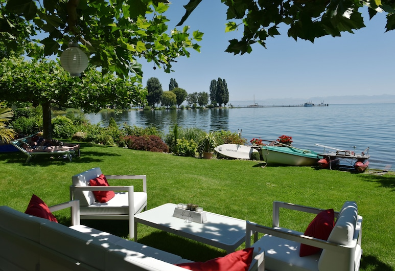 Strandhaus Eberle , Immenstaad am Bodensee, Terrace/Patio
