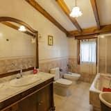 Casa, 6 camere da letto, piscina privata - Bagno