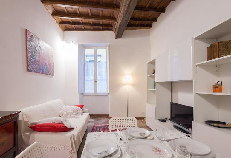 RSH Spagnoli Quiet Apartment 2, Rome, Apartment (1 Bedroom), Living Area