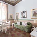 Appartamento, patio (5 Bedrooms) - Soggiorno