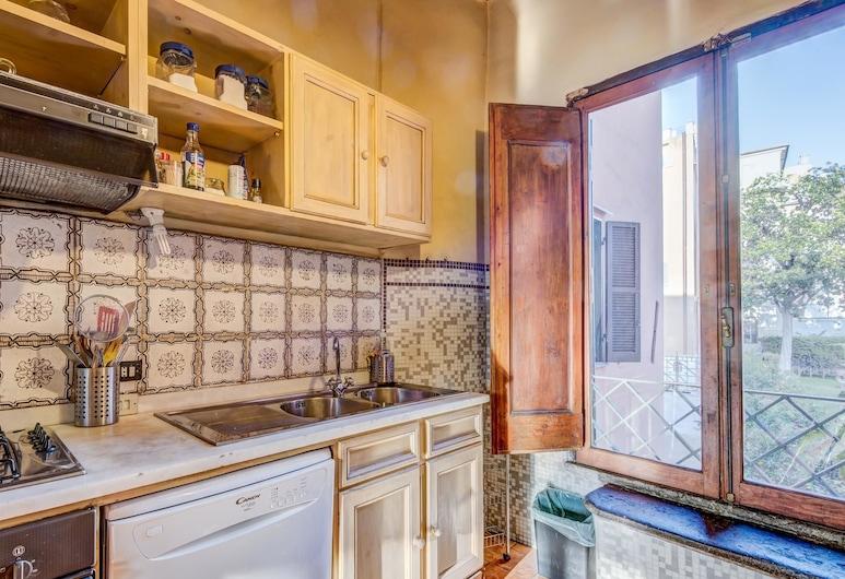 RSH Giulia Luxury Apartment 2, Rome, Apartmán, 4 spálne, Súkromná kuchyňa