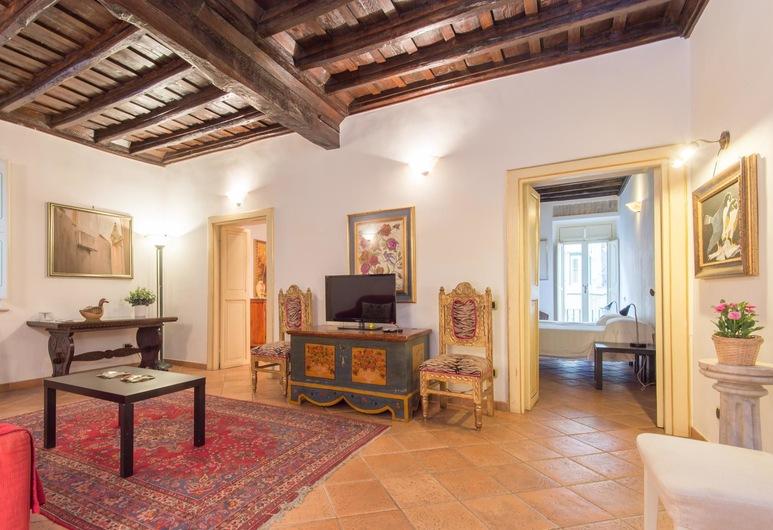 RSH Trevi Fountain Apartment 2, Rome, Appartement, 2 chambres, Coin séjour