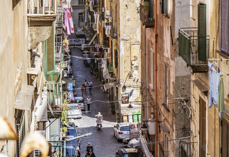 Residence San Mattia, Neapel, Utsikt från hotellet