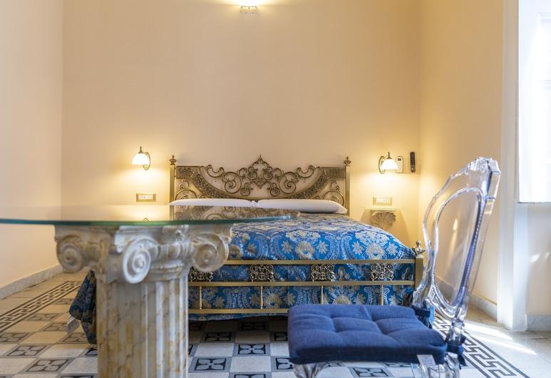 聖馬蒂亞住宅酒店, 那不勒斯, 豪華雙人房 (Ferdinando III), 客房