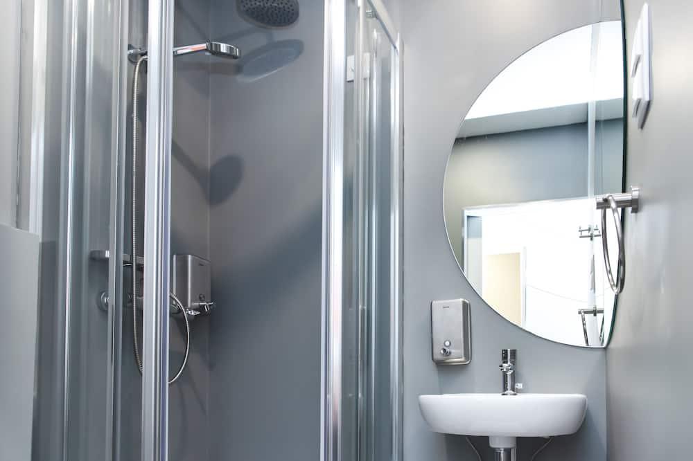 Habitación estándar con 2 camas individuales (External Private Bathroom) - Baño
