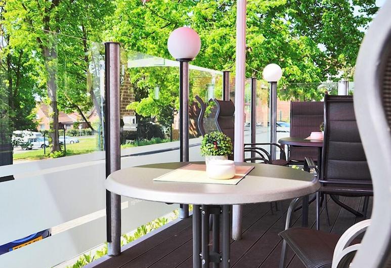 Hotel Oelen, Bad Bentheim, Terras