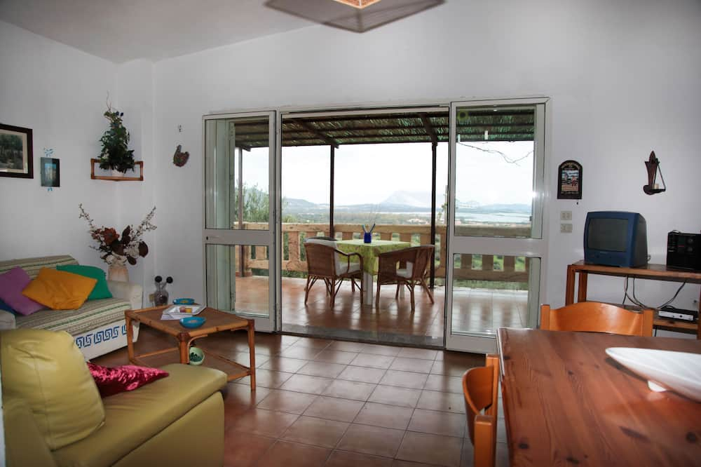 Dzīvokļnumurs, divas guļamistabas (up to 6 people) - Dzīvojamā zona