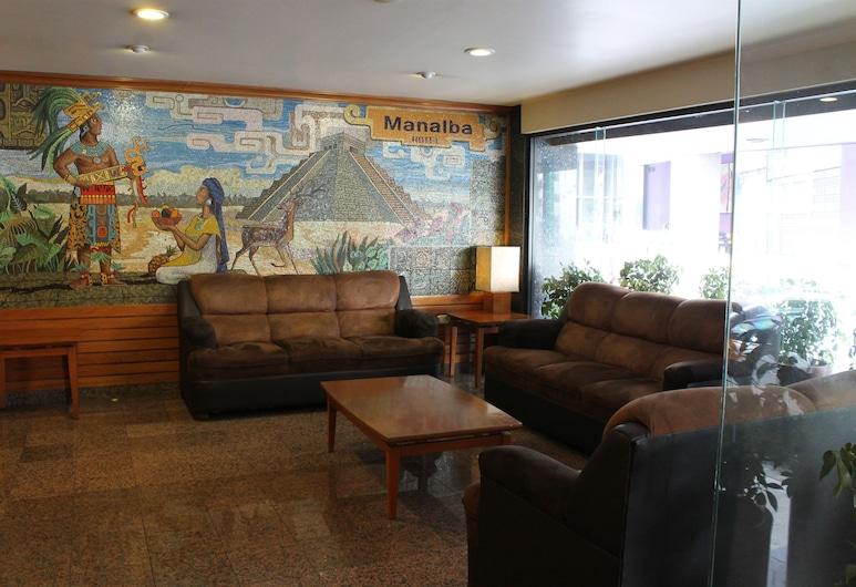 Hotel Manalba, Mexico City, Living Area