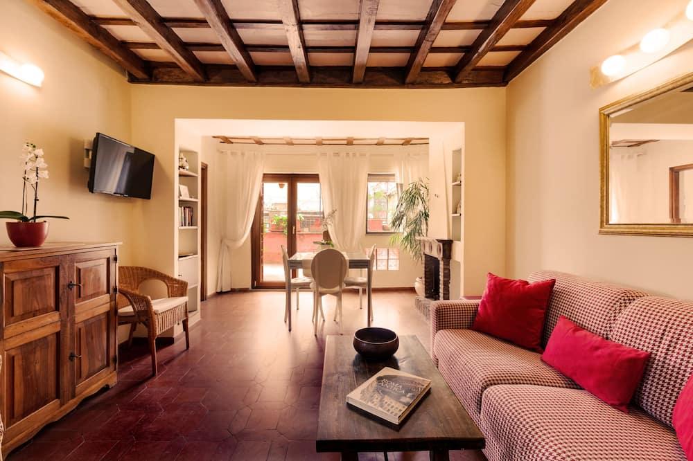 Appartement, 2 slaapkamers, terras (Dolce Vita) - Woonruimte