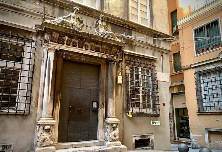 安格尼羅奢華屋酒店, 吉那歐, 外觀
