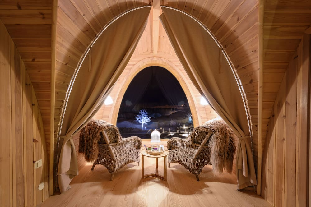 Superior-Ferienhütte (Winter Cabins) - Zimmer