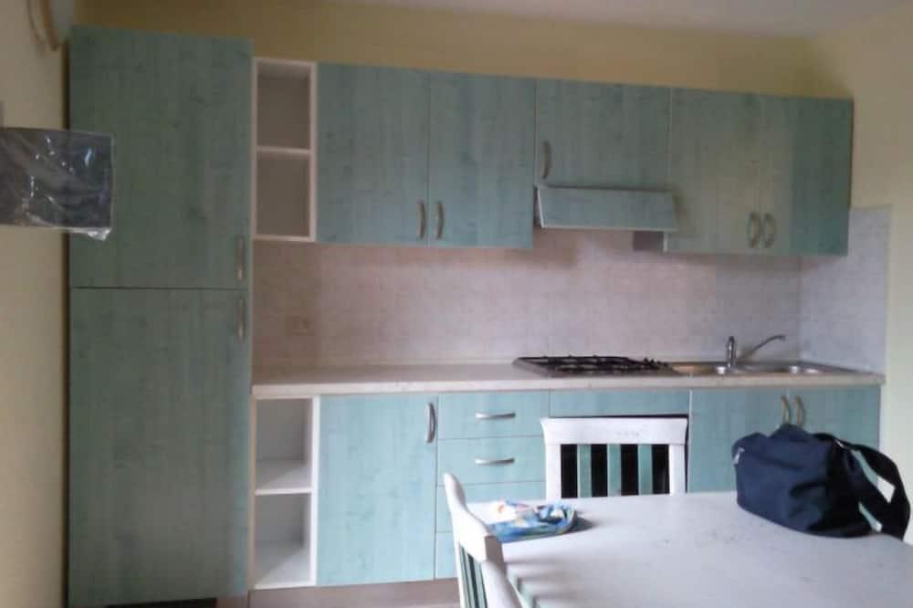 apartman, 1 hálószobával - Privát teakonyha