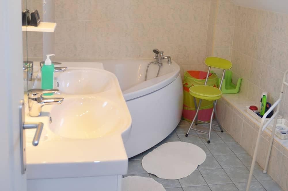 Double Room (Oceane) - Bathroom