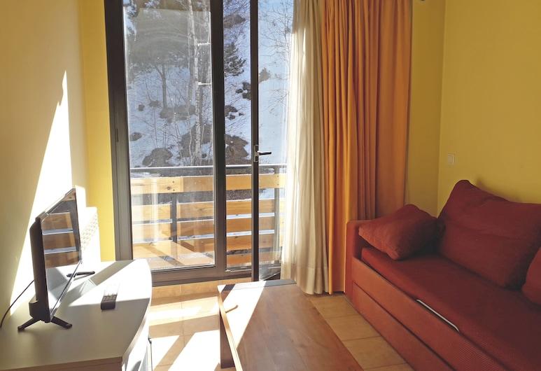 Apartamentos Canillo Ribagrossa 3000, Canillo, Apartment, 1 Bedroom, Living Room