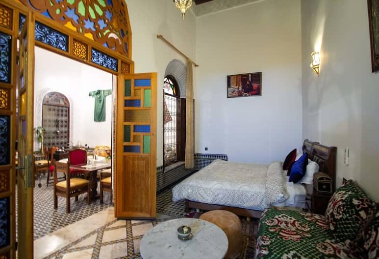 Dar Alami Salaj , Fes, Suíte júnior, Quarto