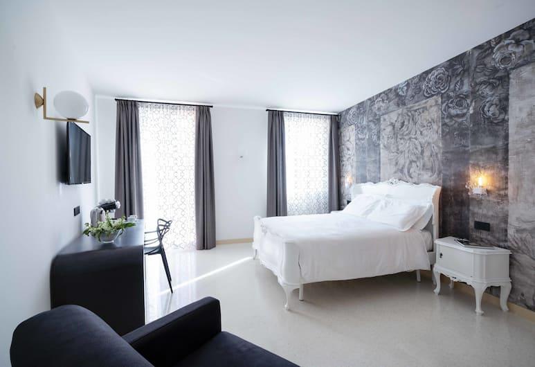 Antica Pusterla Relais De Charme, Vicenza, Junior Suite, Accessible, Guest Room