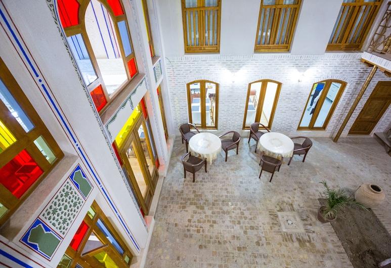 Hotel Volida Boutique, Bukhara, Innenhof