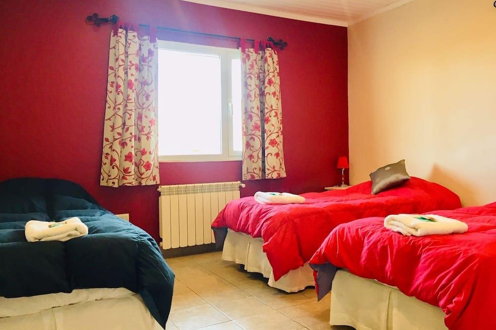 Habitación triple Confort, 3 camas individuales, no fumadores - Vistas al jardín