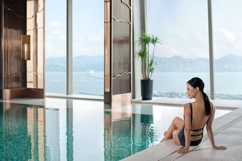在深圳的深圳鹏瑞莱佛士酒店照片