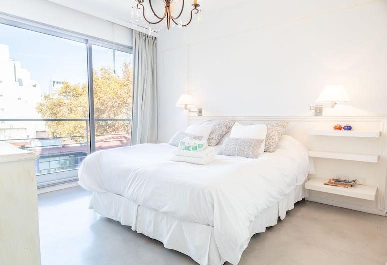 ORO Apartment by Be Local Argentina, Buenos Aires, Superior-Apartment, 1Queen-Bett und Schlafsofa, Nichtraucher, Stadtblick, Zimmer